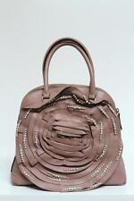 Valentino Rose Petal Nappa Leather Satchel  Bag