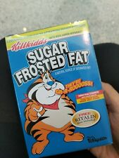 Ron English x Mindstyle Cereal Killers Sugar Frosted Fat 4in SEALED BOX