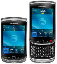BLACKBERRY 9800 TORCH SMART MOBILE PHONE-UNLOCKED WITH NEW HOUSE CGR & WARRANTY.
