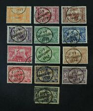 CKStamps: Azores Stamps Collection Scott#65-77 Used