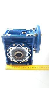WORM REDUCER Type RV050 i15 Schneckengetriebe Getriebemoto