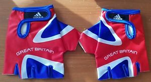 ADIDAS BRITISH CYCLING TRACK MITTS BRAND NEW IN BAG SIZE XXLARGE