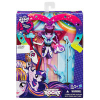 My Little Pony Equestria Girls Rainbow Rocks Twilight Sparkle Rockin' Hairstyle