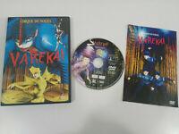 CIRQUE DU SOLEIL VAREKAI DVD + EXTRAS 2002 Region 2 - ESPAÑOL FRANCAIS