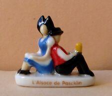 Fève perso de  L' Amikaël - L' Alsace de Pascklin