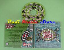 CD RAGGA RAGGA RAGGA compilation 1993 JISY KING MAD COBRA CAPLETON (C29) no mc