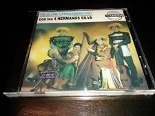 Los 4 Hermanos Silva Folklore Latino Americano CD New Nuevo Sealed