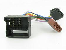 Cable autorradio radio BMW QUADLOCK ISO serie 1 3 5 6 7 X3 X5 Z3 Z4 MINI 2003