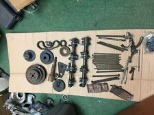 Daimler 2.5 Saloon Engine Parts Rocker Arms, Push Rods other Parts