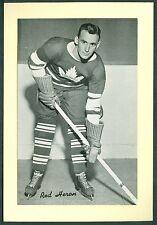 Red Heron 1934-43 Group 1 Beehive '34 NHL Hockey Photo NM Toronto Maple Leafs