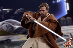 Hot toys MMS478 1/6 Obi-Wan Kenobi Deluxe Collectible Figure Star Wars
