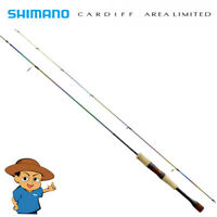 Shimano CARDIFF AREA LIMITED S62SUL Super Ultra Light trout fishing spinning rod