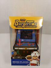 New ListingMy Arcade dreamGear Burgertime Micro Mini Player Retro Arcade New Sealed