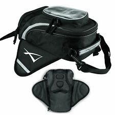 Tank Bag Magnetic Motorcycle GPS/PHONE POUCH Universal 2 Liters Black