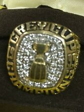 1995 CFL Baltimore Stallions Grey Cup Championship Ring 10K Gold Louis Fite Waco
