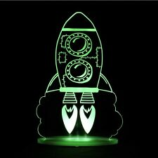 ROCKET My Dream Light remote control colour change kids & babies LED night light