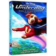 Dvd  UNDERDOG- - Storia di un Vero Supereroe - (2007) Disney ......NUOVO