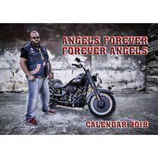 49 Hells Angels MC Germany Support81 Kalendar 2018 Big Red Machine HarleyRocker