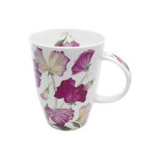 Roy Kirkham Louise Mug Sweet Pea Pink Tea Coffee Drinks Floral Large Mugs Garden