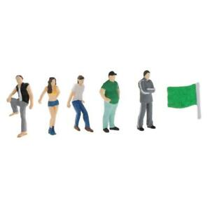 1/64 Scenes Figures Character Toys Layout Accessory Ornaments Green