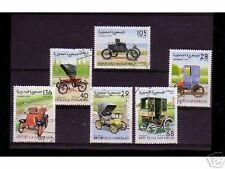 0801++SAHARAUI   SERIE TIMBRES VOITURES  N°1