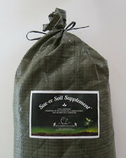 Sue-ee Soil Supplement  Hog Manure Compost Fertilizer  approx 10 lb