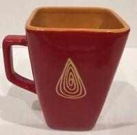 Vintage Disaronno Red Coffee Mug/Cup (Italy)