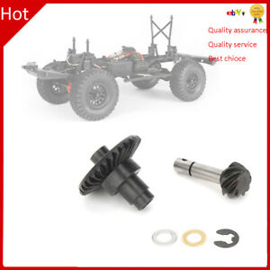 8/30 Reverse Gear Ratio RC Car 40 Steel Bevel Gear Parts for Axial SCX10 II