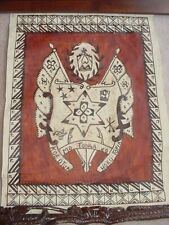 WONDERFUL SOUTH PACIFIC TAPA CLOTH FROM TONGA