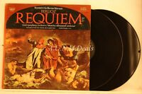 "Berlioz, Requiem, Recorded in the Morman Tabernacle, 2 LP, Record 12"" VG"