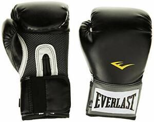 Everlast Womens Pro Style Training Boxing Gloves Black