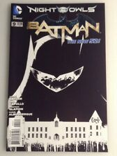 BATMAN #9 SKETCH VARIANT 1:200 BY CAPULLO NIGHT OF THE OWLS THE NEW 52