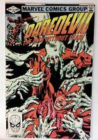 Daredevil #180 Marvel 1982 VF/NM Bronze Age Comic Book 1st Printing