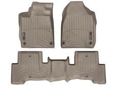 WeatherTech FloorLiner Floor Mats for Acura ZDX - 2010-2013 - Tan