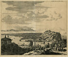 Antique Print-TOPOGRAPHY-GANZHOU-HANCHIEU-CHINA-DAPPER-Anonymous-1670