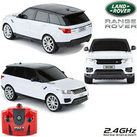 RANGE ROVER SPORT RC REMOTE CONTROLLED CAR 1.24 SCALE 2.4GHz KIDS TOY NEW GIFT