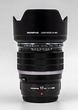 Olympus M.zuiko Digital ED 17mm F1.2 Pro Lens