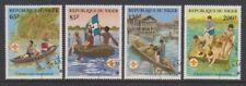 Niger - 1982, Boy Scouts / Scouting set - CTO - SG 897/900