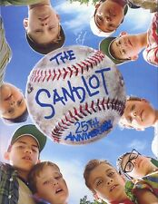 The Sandlot 25th Anniversary PG comedy baseball 1993 movie, new DVD Sand Lot