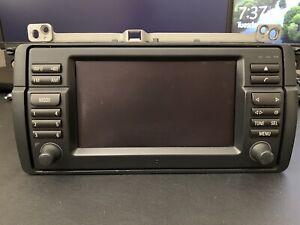BMW E46 M3 16:9 Screen Navigation Radio Wide Monitor Unit MK4