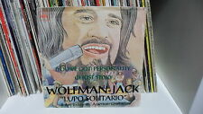 "WOLFMAN-JACK LUPO SOLITARIO ""You've got personality/Ghost story "" 7"""