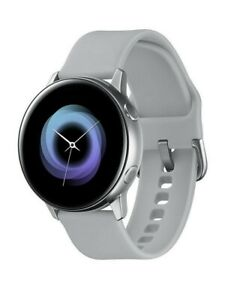 Samsung Galaxy Watch Active 40mm - Light Grey (SM-R500NZSABTU)