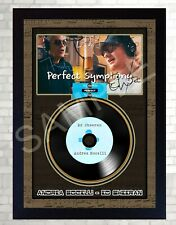Ed Sheeran Andrea Bocelli Perfect Symphony MUSIC SIGNED FRAMED PHOTO LP Vinyl