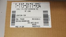 New Raven GEN II 36' Extension Tee Cable 115-0171-934