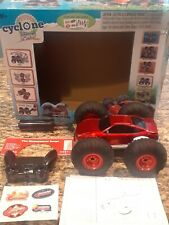 Cyclone All Terrain Pro R/C Car RED w/ Quick Charger Extra Battery