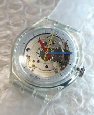 🔴 Swatch Jelly Fish gk 100 -  AUTOMATIC CONVERSION