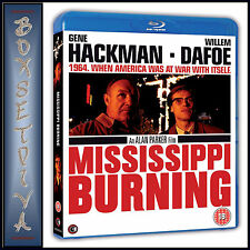 MISSISSIPPI BURNING - Gene Hackman **BRAND NEW BLU-RAY **