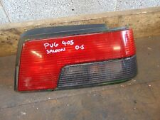 Peugeot 405 Saloon 92-96 Drivers Right Rear light lens