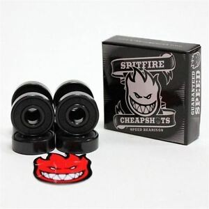 Spitfire Bearings Cheap Shots + FREE Skateboard Sticker
