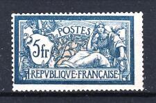 "FRANCE STAMP TIMBRE YVERT N° 123 "" MERSON 5F BLEU ET CHAMOIS "" NEUF xx TB  T049"
